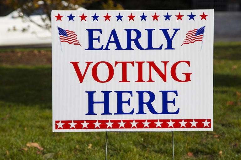 Important Announcement – Last Day of Early Voting!