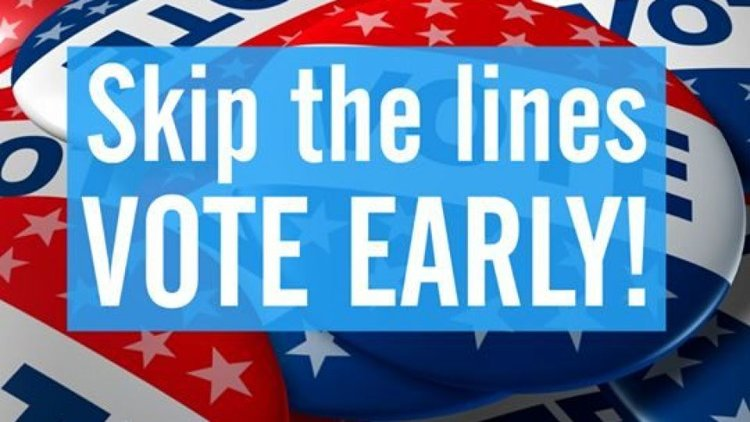 Early Voting is Flexible and Generous