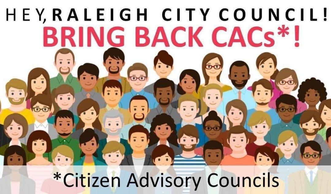 Feb. 4: One Year Today Since the CACs Were Gutted by Mayor Baldwin's Council, and Still No Replacement In Sight