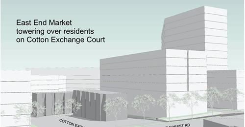 Sign the Petition to Oppose East End Market Planned Development