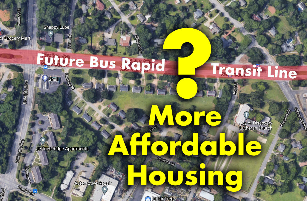 Raleigh Affordable Housing: a Step in the Right Direction