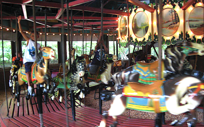 """Will Patrick Buffkin be able to get off the Merry-Go-Round he stepped onto with his """"Role Model"""" comments?"""