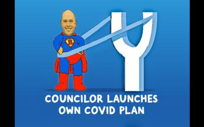 Buffkin's COVID Grandstanding Puts Public Health at Risk