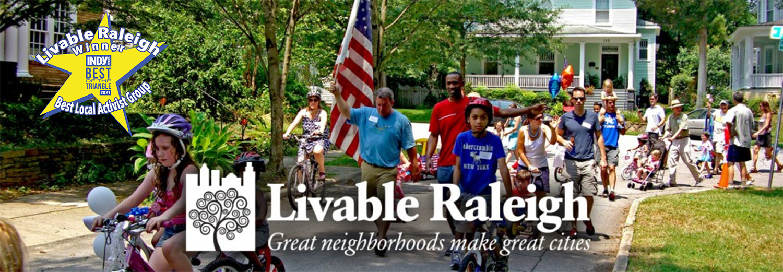 Image Livable Raleigh Neighborhood