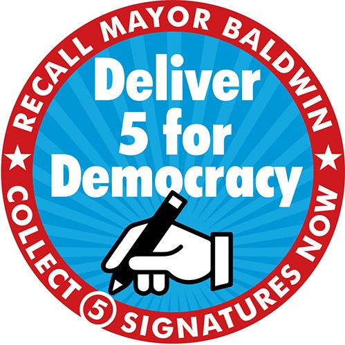 Announcing Deliver 5 for Democracy