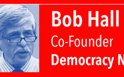 Bob Hall Comments on Raleigh City Council's Abuse of Democracy
